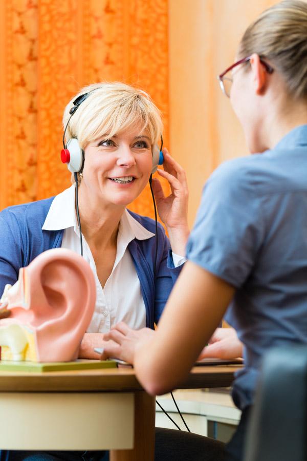 Hörgeräte Ehnert Hörtest